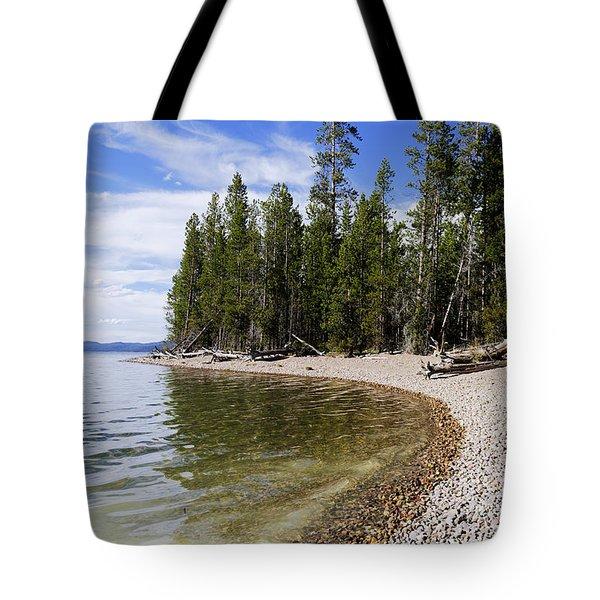 Teton Shore Tote Bag