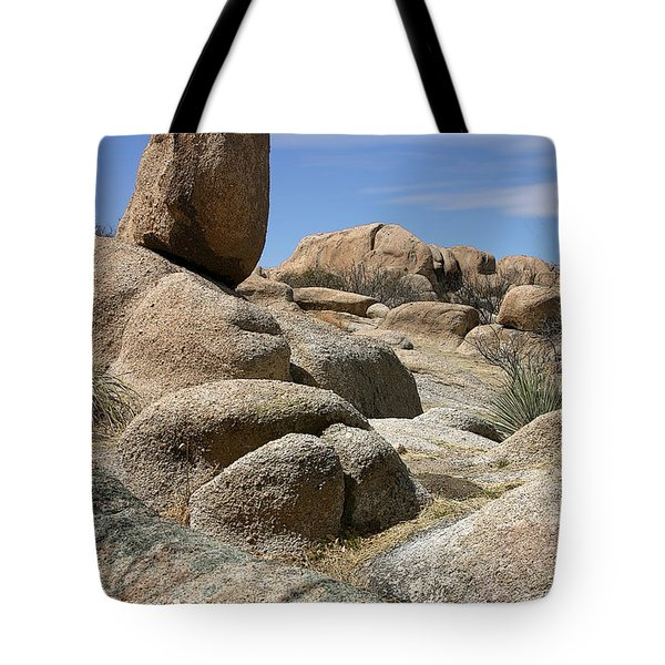 Texas Canyon Tote Bag by Joe Kozlowski