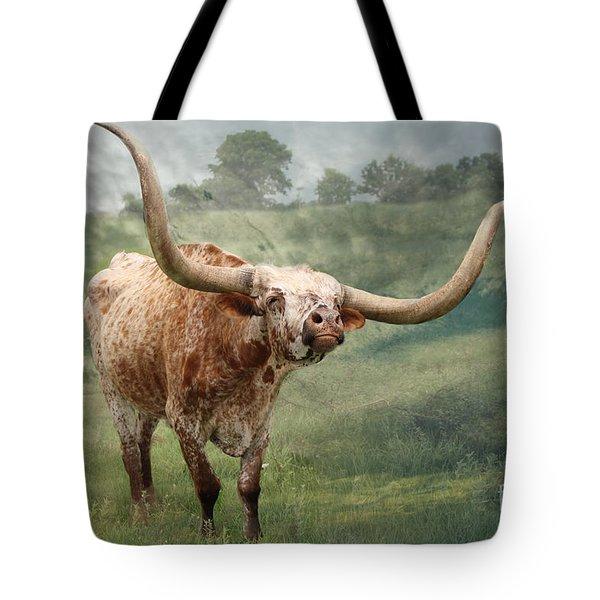 Texas Longhorn - Pride Tote Bag