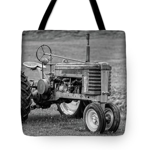 Texas Tractor Tote Bag