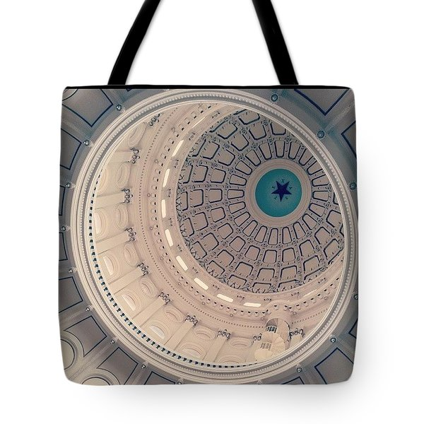 #texascapital Tote Bag