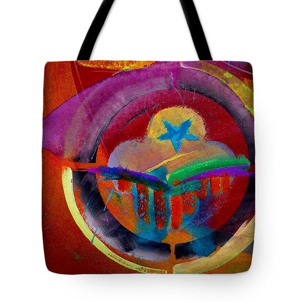 Texicana Tote Bag by Charles Stuart
