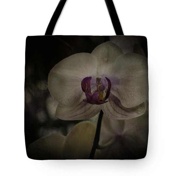 Tote Bag featuring the photograph Textured Flower by Ryan Photography