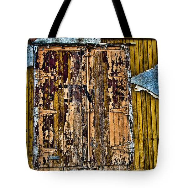 Textured Wall Tote Bag by Ray Laskowitz - Printscapes