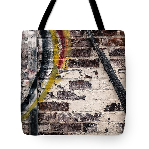Tote Bag featuring the photograph Textures Are Talking  by Lora Lee Chapman
