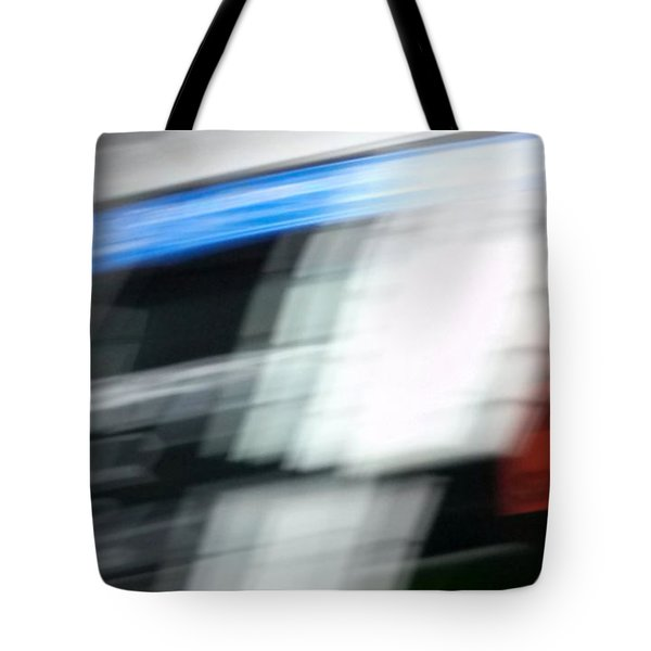 TGV Tote Bag by Steven Huszar