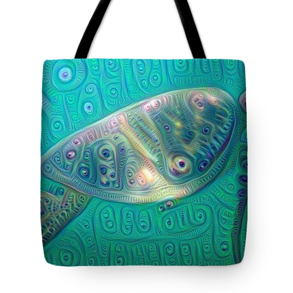 Thaddeus The Turtle Tote Bag