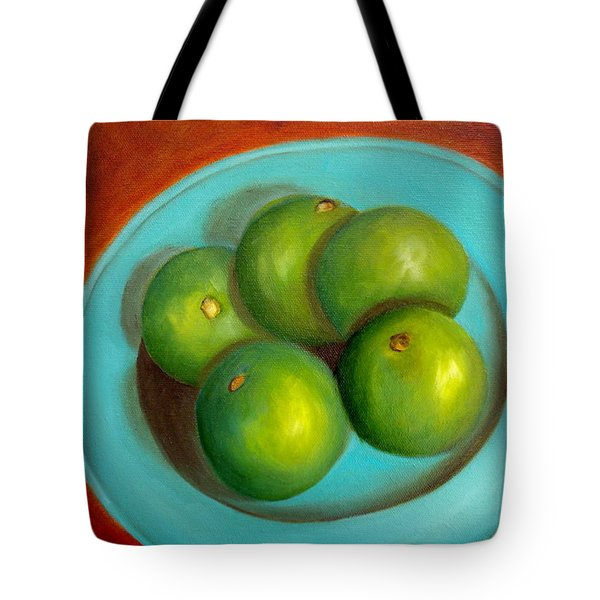 Thai Limes - Sold Tote Bag