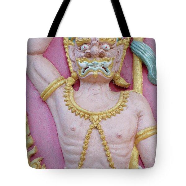 Thai Temple Art I Tote Bag