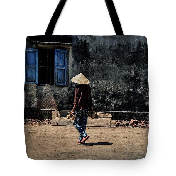 Thanh Ha Ceramic Tote Bag