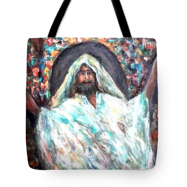 Thank You God Tote Bag