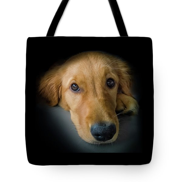 Thanks For Picking Me Tote Bag by Karen Wiles