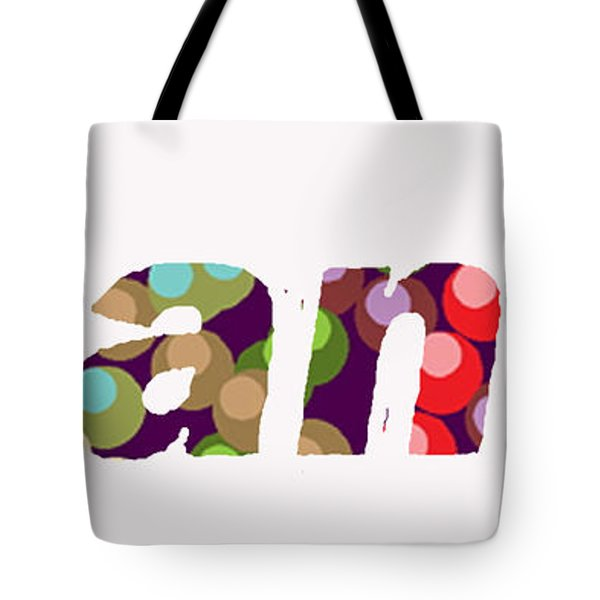 Thanks Tote Bag by R  Allen Swezey