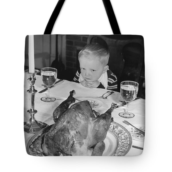 Thanksgiving Dinner Tote Bag by American School