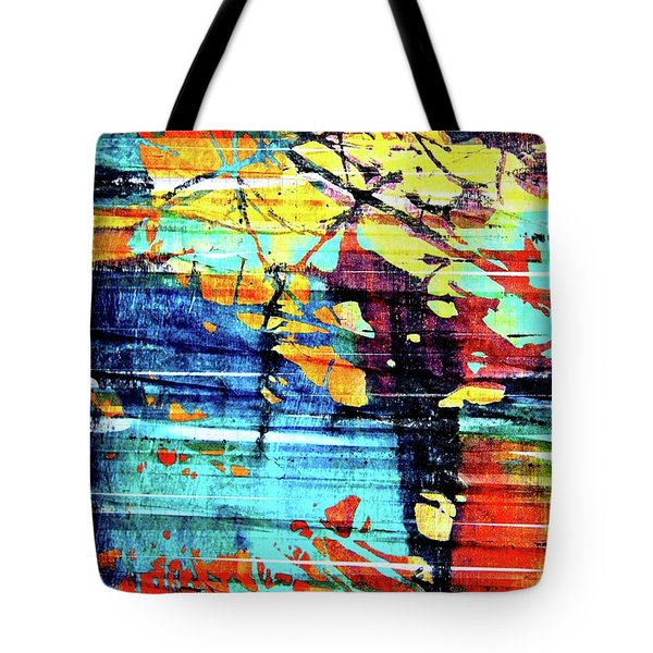 That Beauty You Possess Tote Bag by Danica Radman