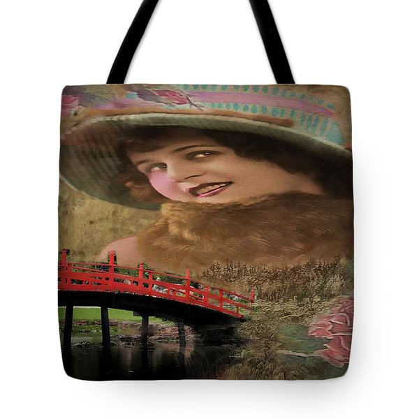 That Day Last Autumn Tote Bag by Wallaroo Images