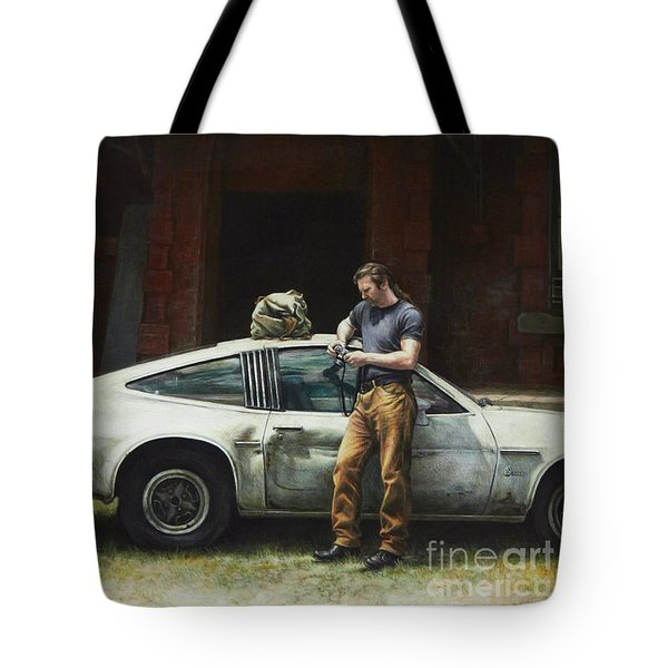 That Fleeting Moment Captured Tote Bag by Yvonne Wright