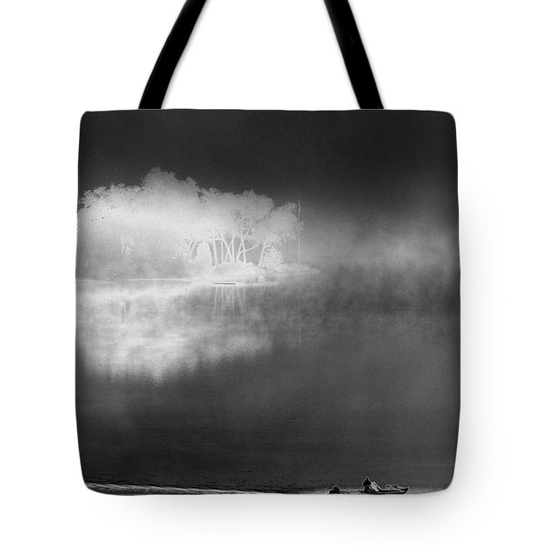 That Island There Tote Bag by Steven Huszar
