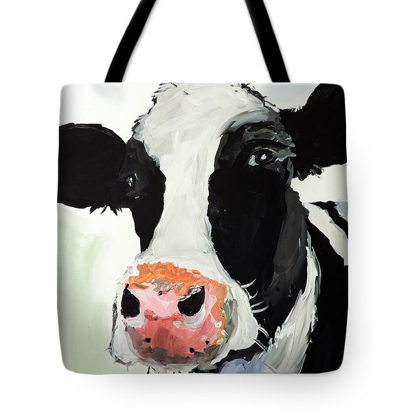 That Look That Says... Tote Bag by Tom Riggs