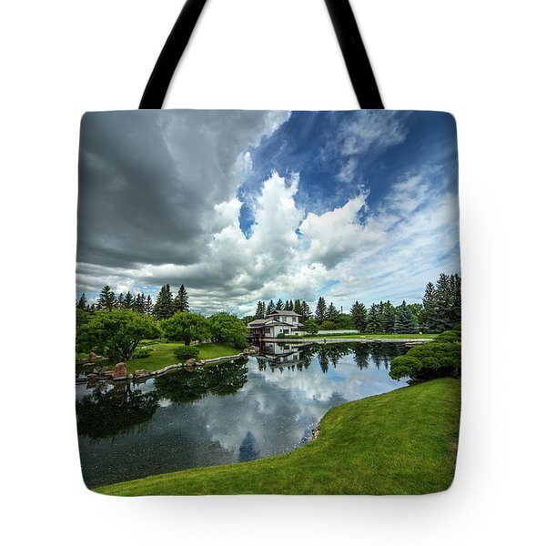 That Prairie Sky Tote Bag