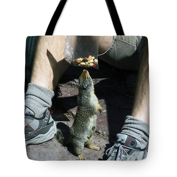 That Smells Good Tote Bag by Sally Weigand