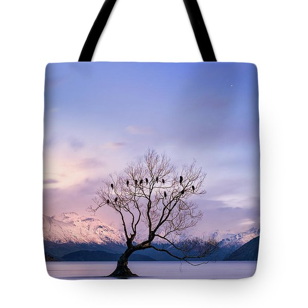 That Wanaka Tree Tote Bag