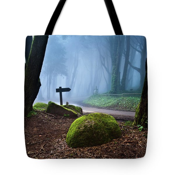 That Way Tote Bag by Jorge Maia