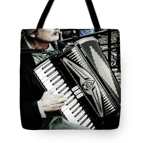 Thats Amore Tote Bag by Bruce Carpenter