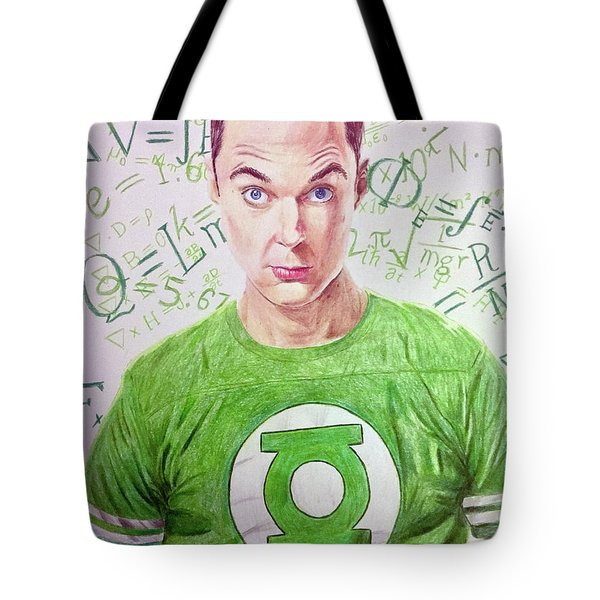 That's My Spot Tote Bag by Michael McKenzie