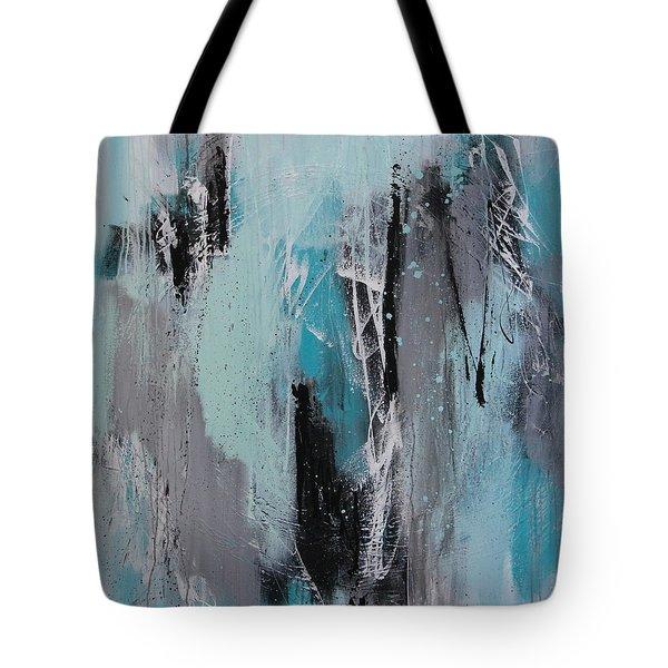 Thaw Tote Bag