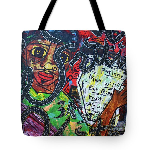 The 3 R's Tote Bag