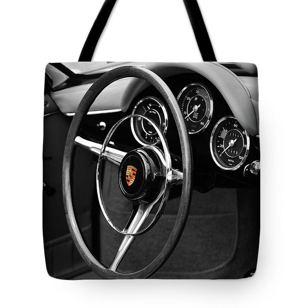 The 356 Roadster Tote Bag by Mark Rogan