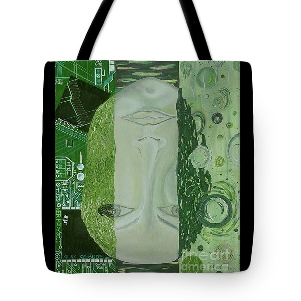 The 7th Creation Tote Bag by Talisa Hartley