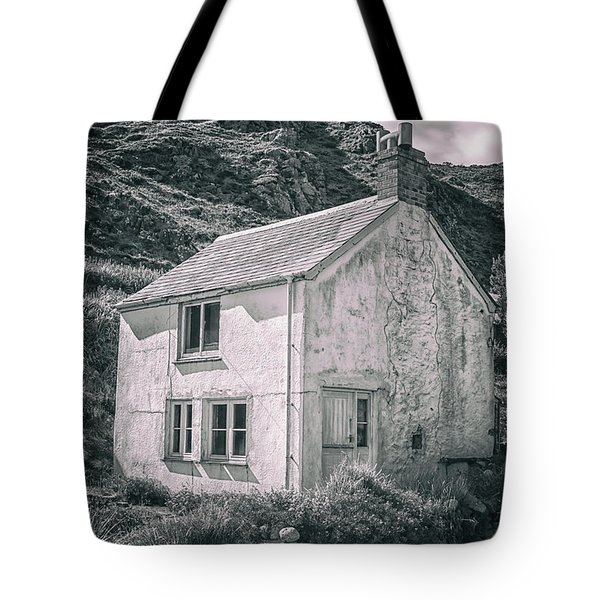 The Abandoned House Tote Bag
