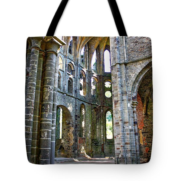 The Abbey Tote Bag