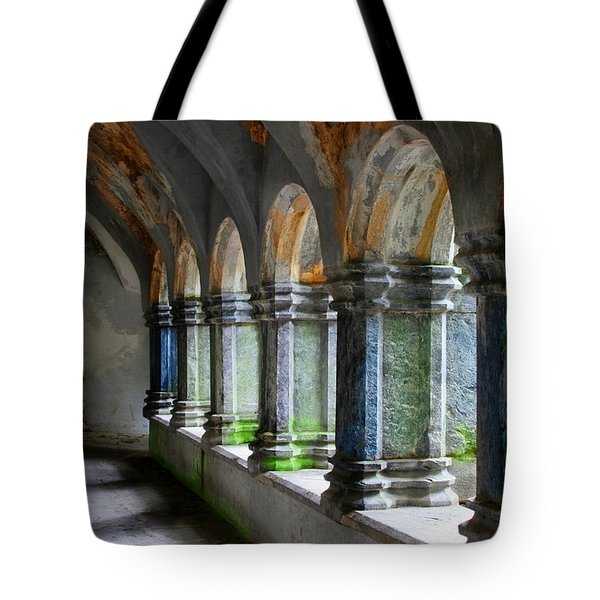 The Abbey Tote Bag by Robert Och