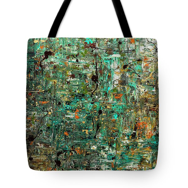 The Abstract Concept Tote Bag