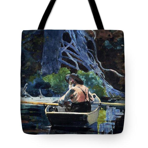 The Adirondack Guide Tote Bag
