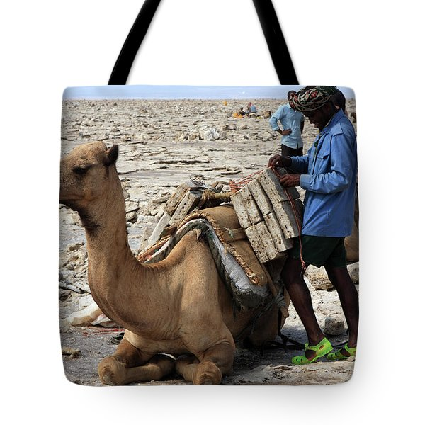 The Afar People  Tote Bag