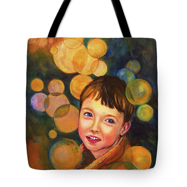 The Afterglow Tote Bag