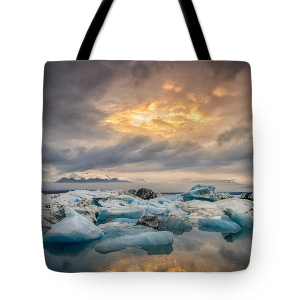 The Afternoon Has Gently Passed Me By Tote Bag