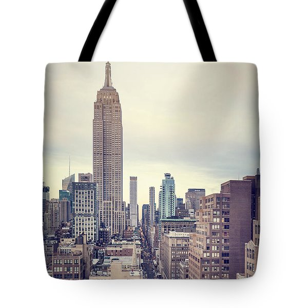 The Age Of The Empire Tote Bag
