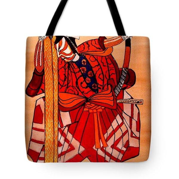 The Age Of The Samurai 04 Tote Bag