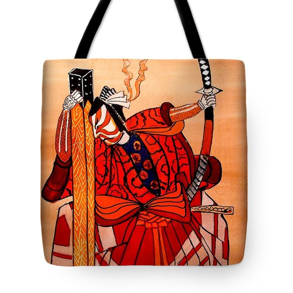 The Age Of The Samurai 04 Tote Bag