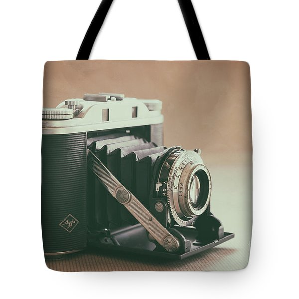Tote Bag featuring the photograph The Agfa by Ana V Ramirez