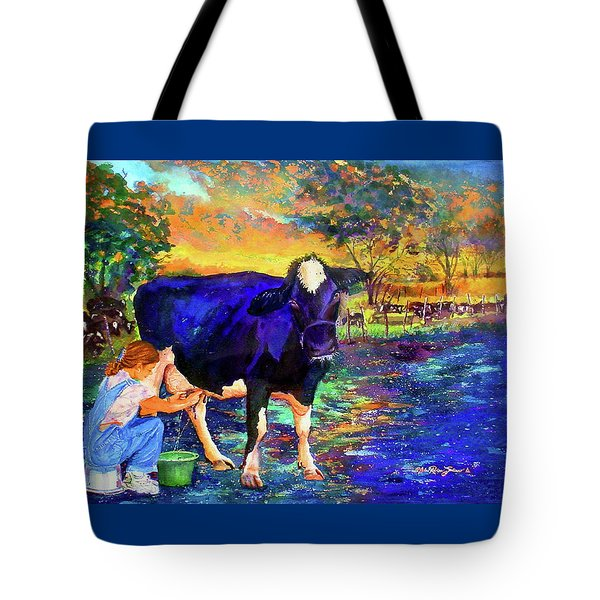 The Agronomist Tote Bag by Estela Robles