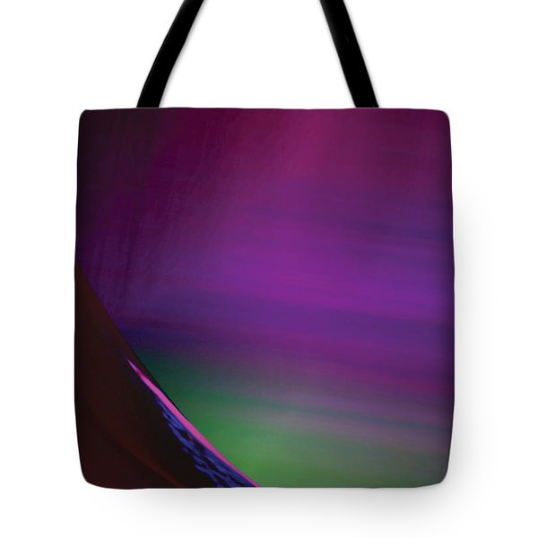 The Air Of Mystery Tote Bag