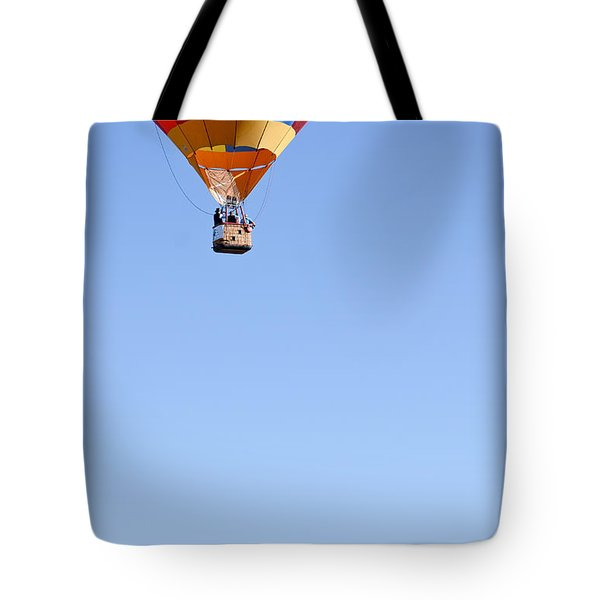 The Air Up There... Tote Bag