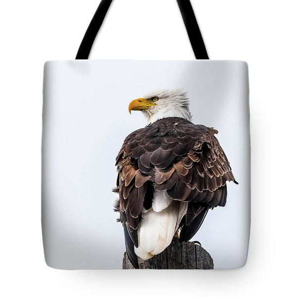The Alert Tote Bag by Yeates Photography