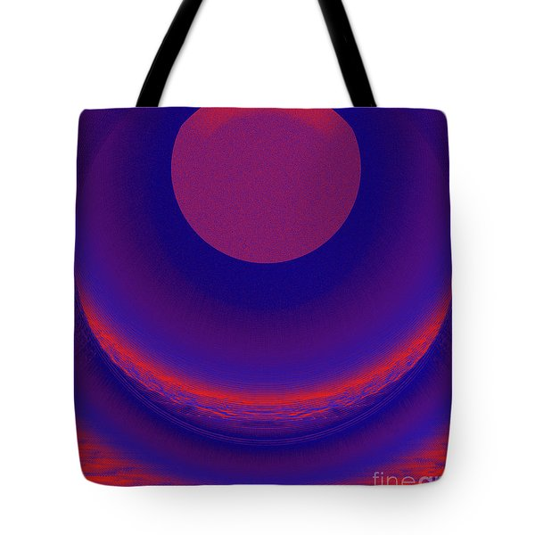 The Alignment Sequence Tote Bag